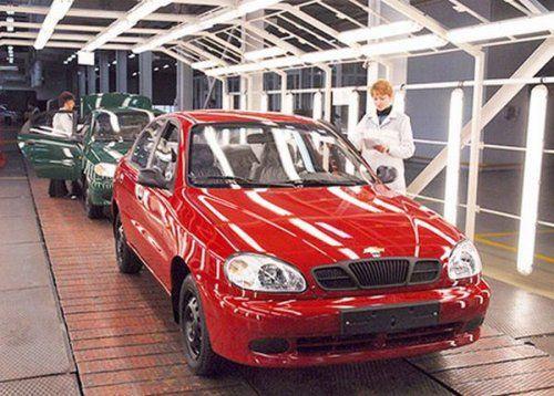 Экскурсия на завод ЗАЗ - фото 3