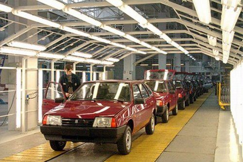 Экскурсия на завод ЗАЗ - фото 1