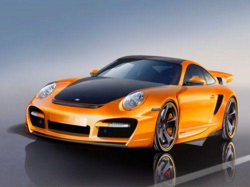 TechArt делает с Porsche чудеса! - фото 5