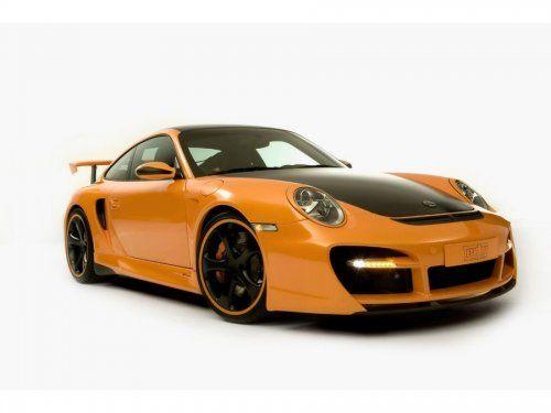 TechArt делает с Porsche чудеса! - фото 7