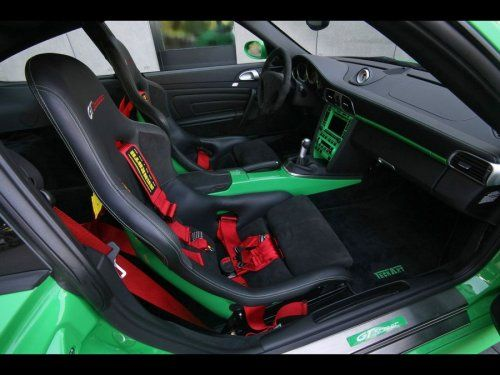 TechArt делает с Porsche чудеса! - фото 9