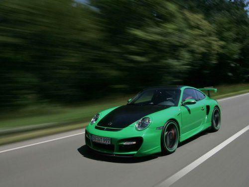 TechArt делает с Porsche чудеса! - фото 4