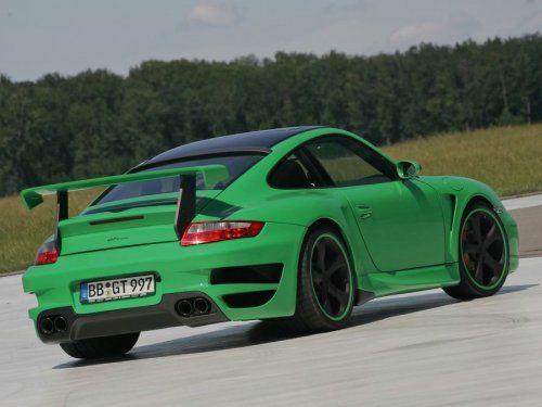 TechArt делает с Porsche чудеса! - фото 6