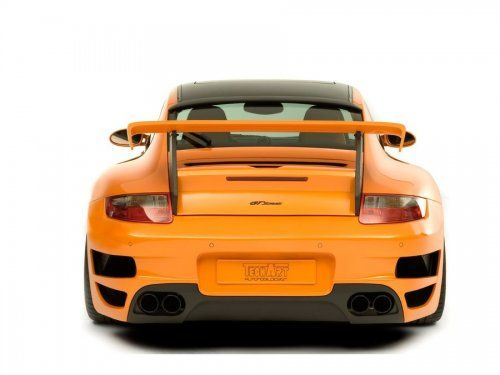 TechArt делает с Porsche чудеса! - фото 3