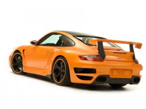 TechArt делает с Porsche чудеса! - фото 1