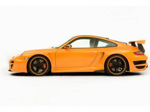 TechArt делает с Porsche чудеса! - фото 8