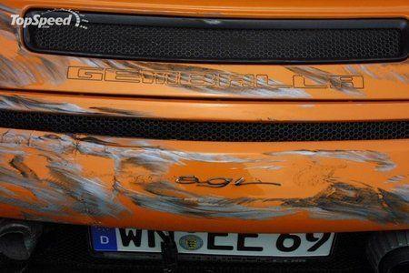 Gemballa Mirage GT стоимостью 725 000 евро разбился на гоночно - фото 6