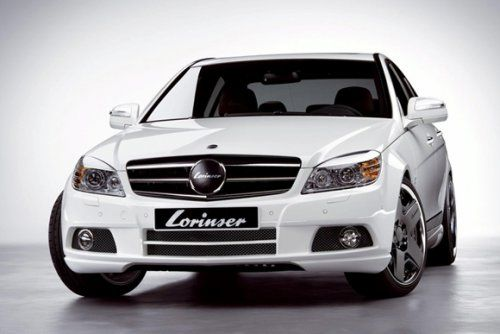 Тюнинг Mercedes C350 от Lorinser - фото 2