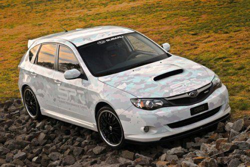 Subaru поменяла дизайн Impreza WRX - фото 1