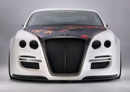 TETSU GTR by ASI на базе Bentley Continental GT - фото 13