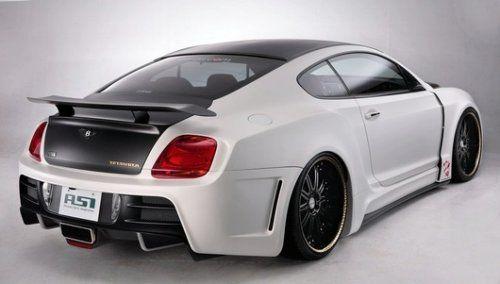 TETSU GTR by ASI на базе Bentley Continental GT - фото 6
