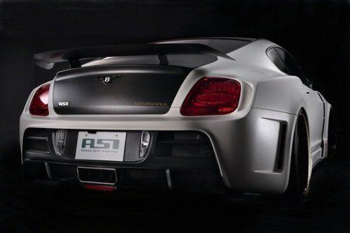 TETSU GTR by ASI на базе Bentley Continental GT - фото 3