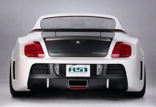 TETSU GTR by ASI на базе Bentley Continental GT - фото 1