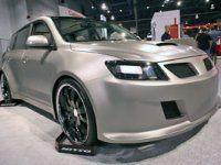 Toyota RAV4 V6 Performance Sport Concept на автошоу SEMA - фото 1