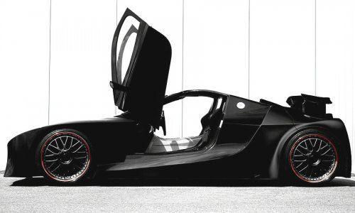 Швейцарский креатив побеждает Bugatti Veyron - фото 8