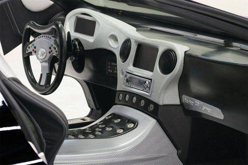 Швейцарский креатив побеждает Bugatti Veyron - фото 7