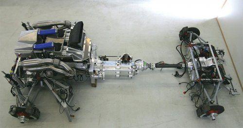 Швейцарский креатив побеждает Bugatti Veyron - фото 5