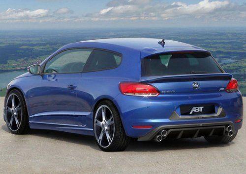 ABT обвесил Volkswagen Scirocco - фото 4