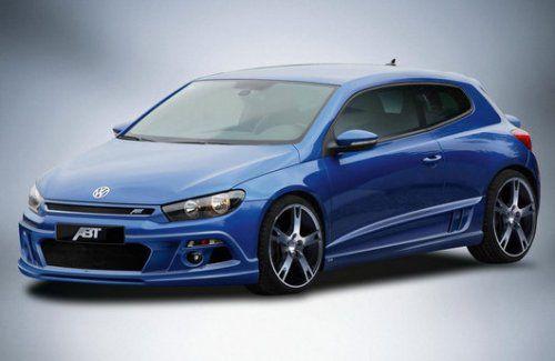 ABT обвесил Volkswagen Scirocco - фото 1