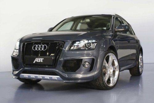 ABT разозлил Audi Q5 - фото 1