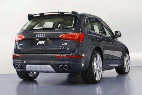 ABT разозлил Audi Q5 - фото 4