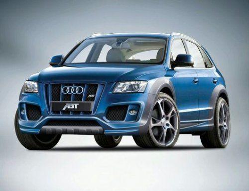 ABT разозлил Audi Q5 - фото 2