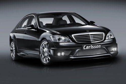 RS пакет от Carlsson для Mercedes S Class - фото 1