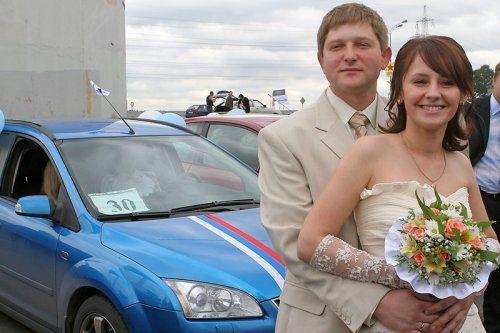 Свадебный кортеж из 200 фокусов - фото 16