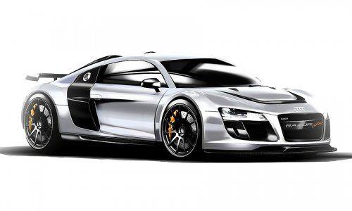 Audi представила собственный GTR - фото 1