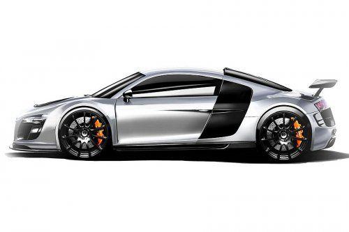 Audi представила собственный GTR - фото 5