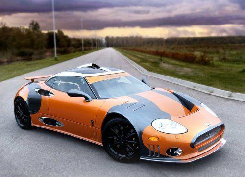 Spyker выпустил уникальную новинку - фото 10