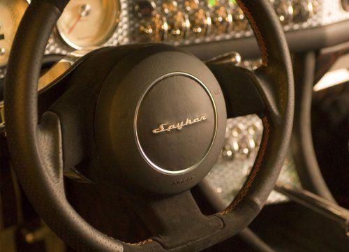 Spyker выпустил уникальную новинку - фото 8