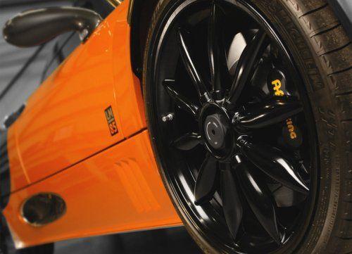 Spyker выпустил уникальную новинку - фото 3