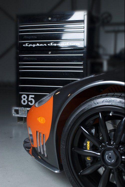 Spyker выпустил уникальную новинку - фото 2