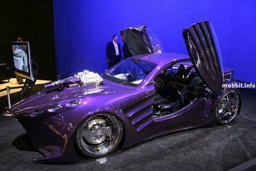 Потрясающий автомобиль Skythe от Galpin Auto Sports - фото 4