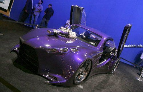 Потрясающий автомобиль Skythe от Galpin Auto Sports - фото 8