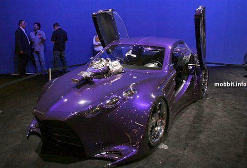 Потрясающий автомобиль Skythe от Galpin Auto Sports - фото 6