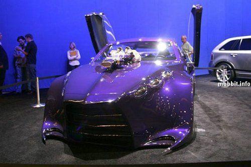 Потрясающий автомобиль Skythe от Galpin Auto Sports - фото 7
