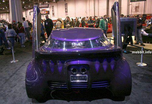 Потрясающий автомобиль Skythe от Galpin Auto Sports - фото 5