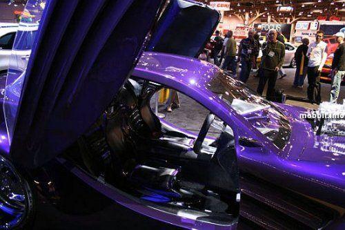 Потрясающий автомобиль Skythe от Galpin Auto Sports - фото 1