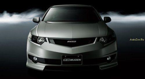 Mugen представил тюнинг пакет для Honda Accord - фото 6