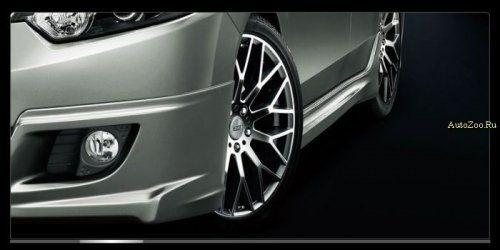 Mugen представил тюнинг пакет для Honda Accord - фото 8