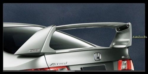 Mugen представил тюнинг пакет для Honda Accord - фото 9