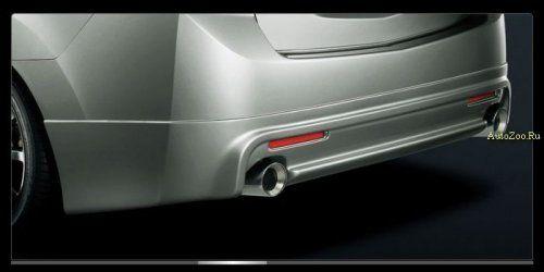 Mugen представил тюнинг пакет для Honda Accord - фото 3