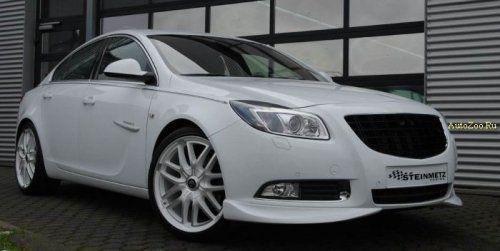 Steinmetz представил свое виденье Opel Insignia - фото 4