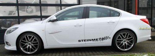 Steinmetz представил свое виденье Opel Insignia - фото 6