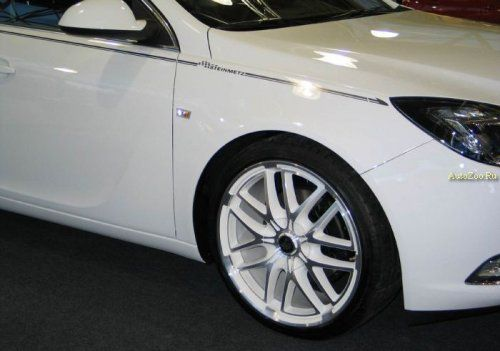 Steinmetz представил свое виденье Opel Insignia - фото 8