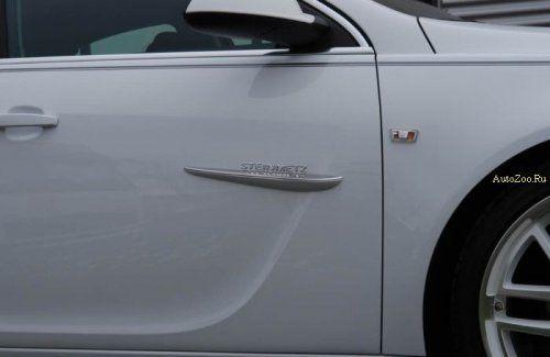 Steinmetz представил свое виденье Opel Insignia - фото 3