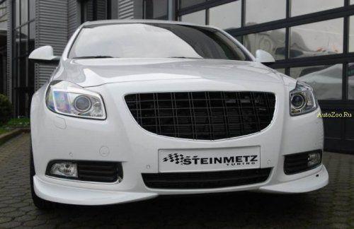 Steinmetz представил свое виденье Opel Insignia - фото 5