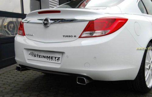 Steinmetz представил свое виденье Opel Insignia - фото 2